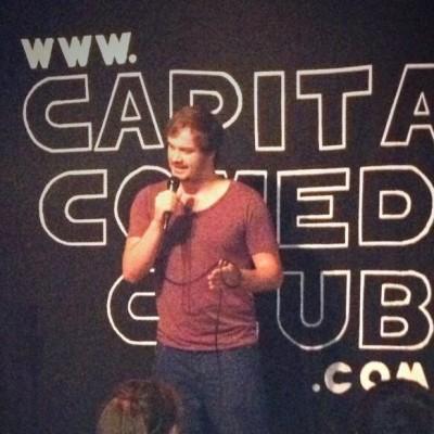 Cormac Moore Comedian