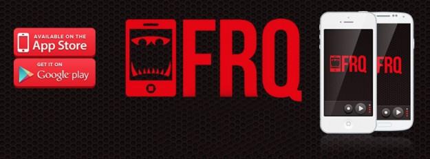 Cormac Moore comedian FRQ FM