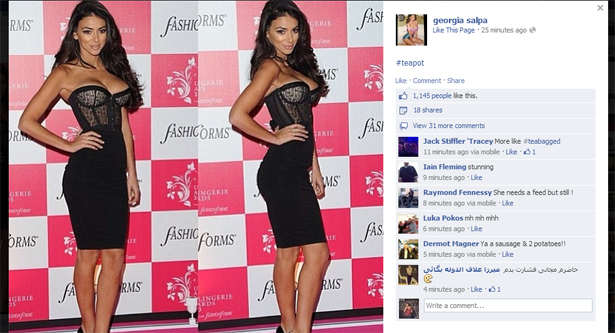 Georgia Salpa Facebook