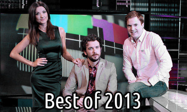 Republic of Telly most watched 2013