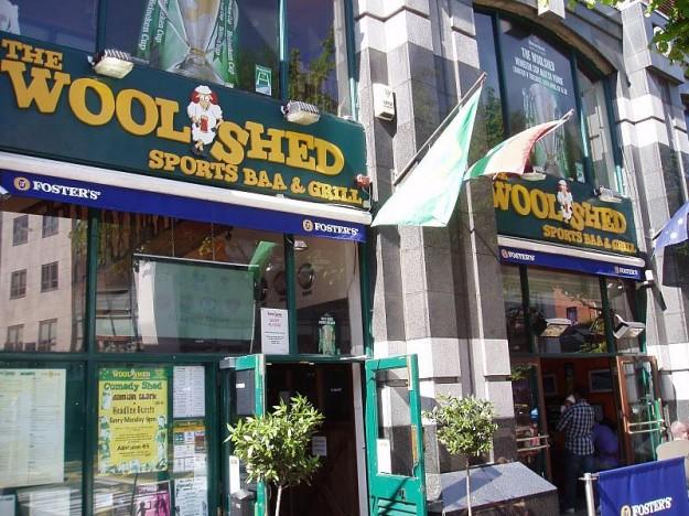 Woolshed Baa Comedy Dublin