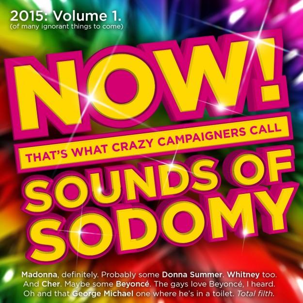 The Sounds of Sodomy Volume 1 Ireland