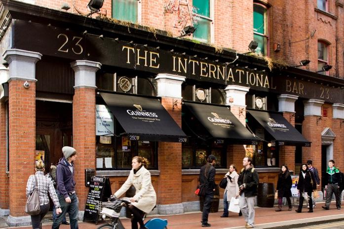 The International Bar Dublin
