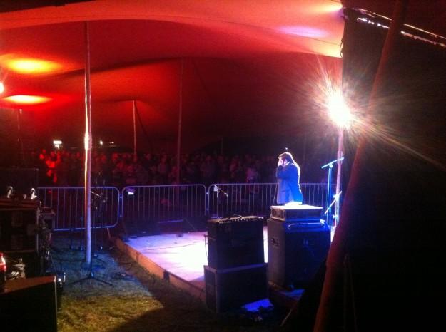 John Moloney Stendhal Festival 2013
