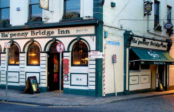 The Hapenny Bridge Inn Comedy Nights
