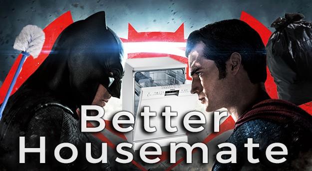 Batman v Superman Ireland Housemate