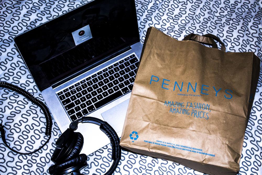 Pennys Haul Dublin