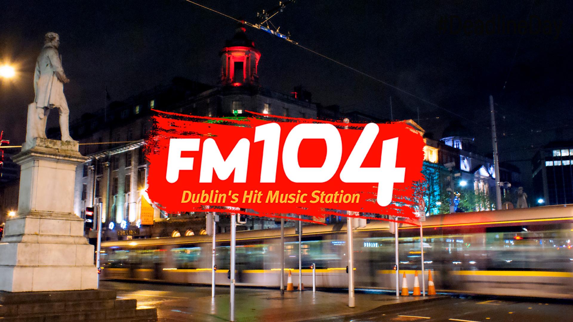 Cormac Moore FM104