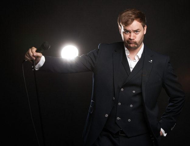 Cormac Moore Comedian Ireland