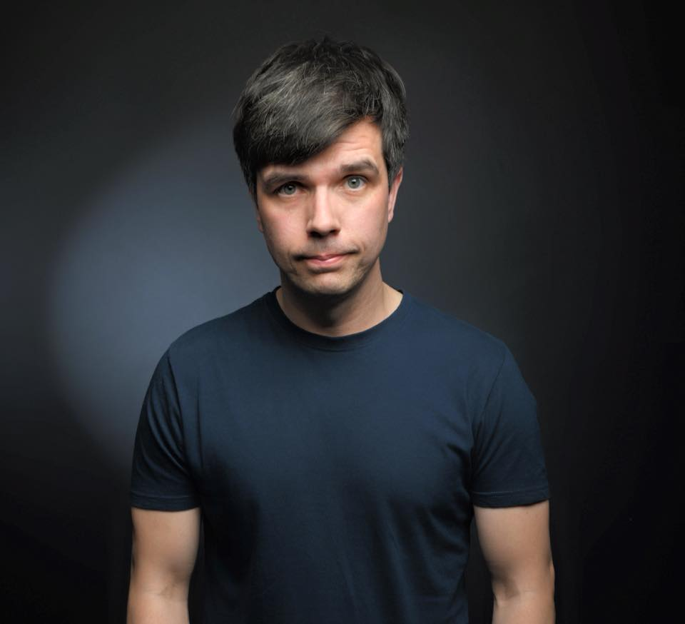 Chris Kent Comedian cover photo