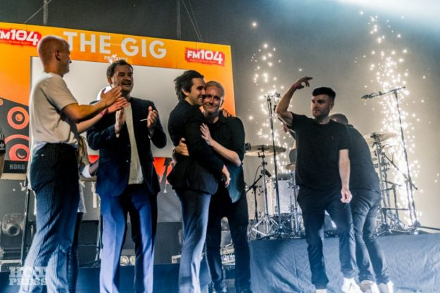 FM104's The GIg Cormac Moore
