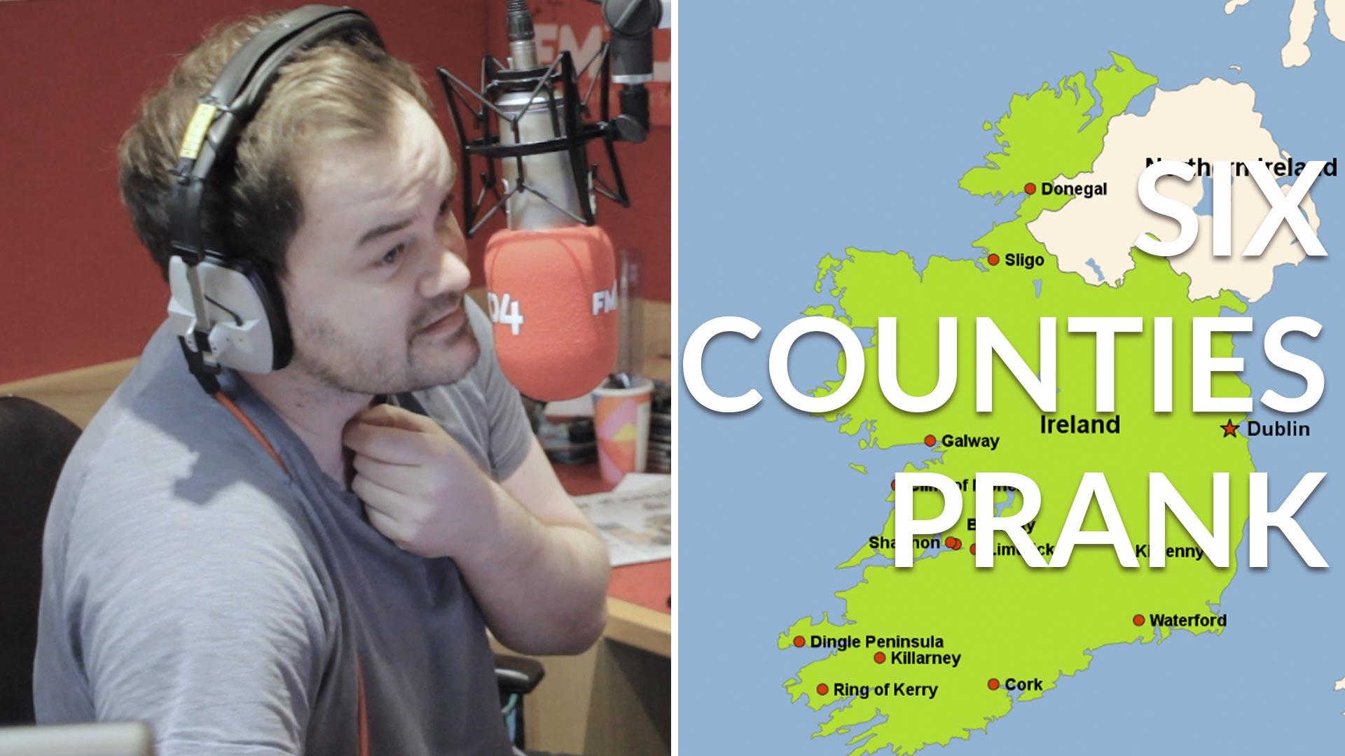 6 counties prank fm104