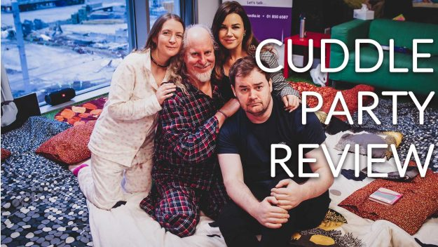 Cuddle Party Ireland Review