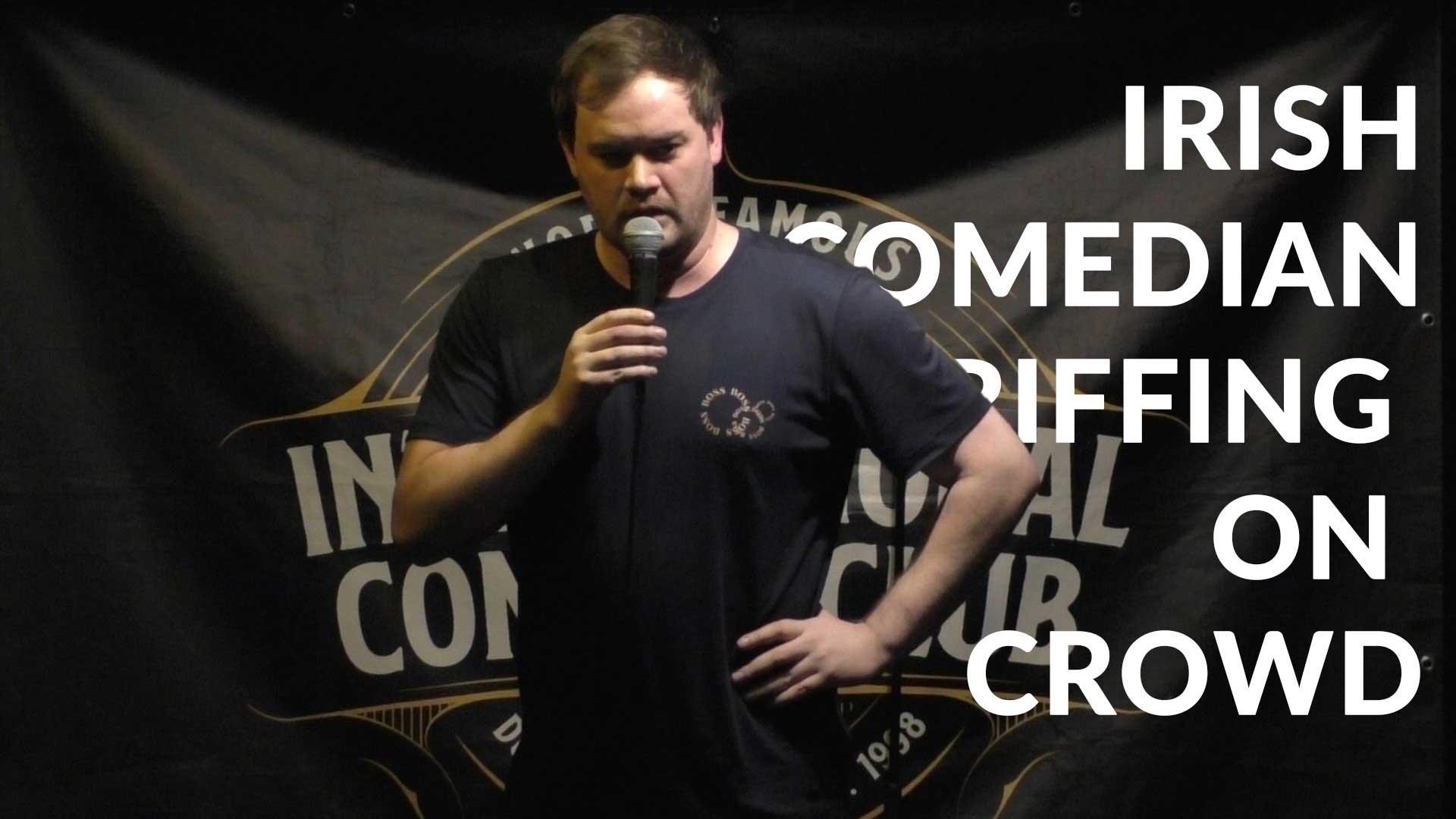 International comedy club dublin