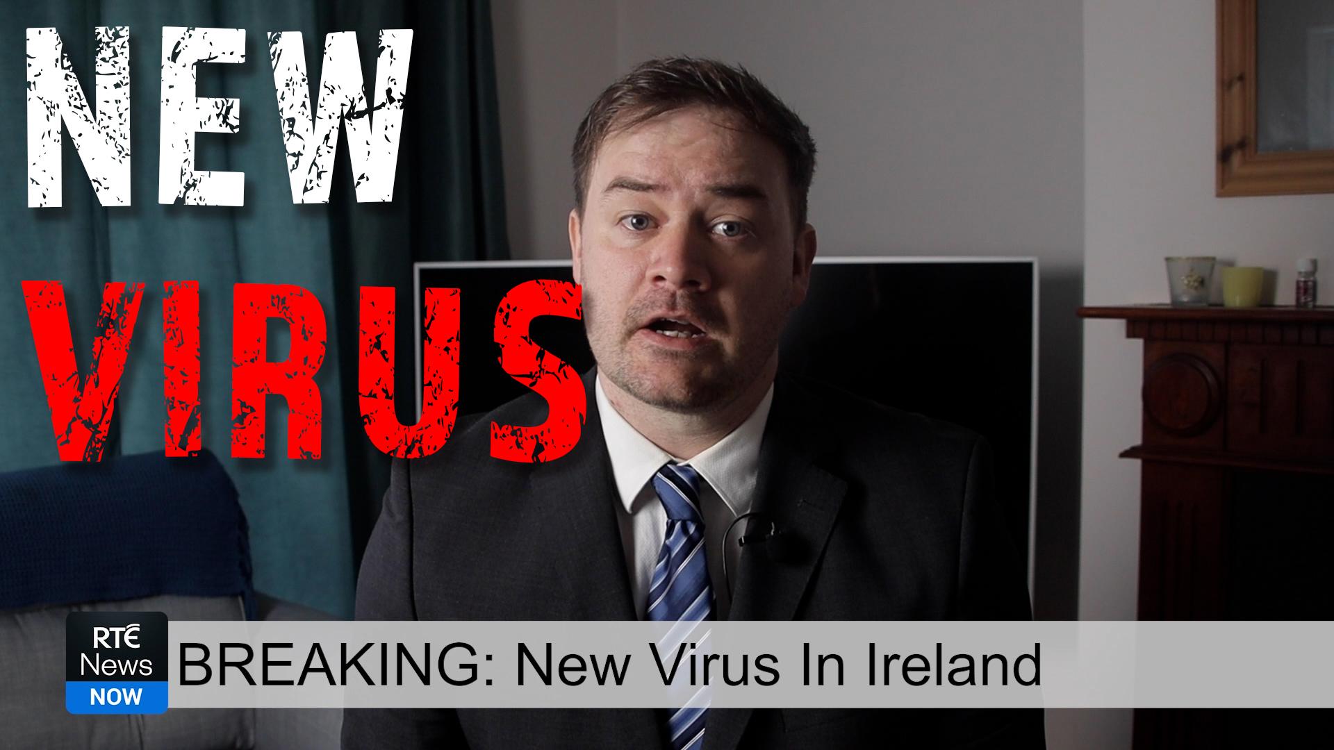 New virus Ireland